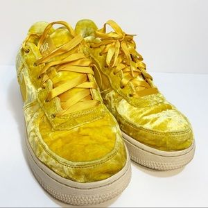 Nike | Yellow Air Force | Size 5Y